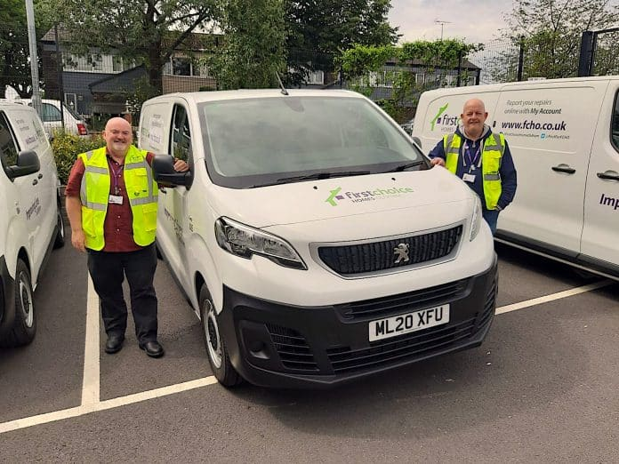 Operational-Manager-Property-Care-Pat-Godfrey-and-Facilities-and-Transport-Manager-Steve-Taylor