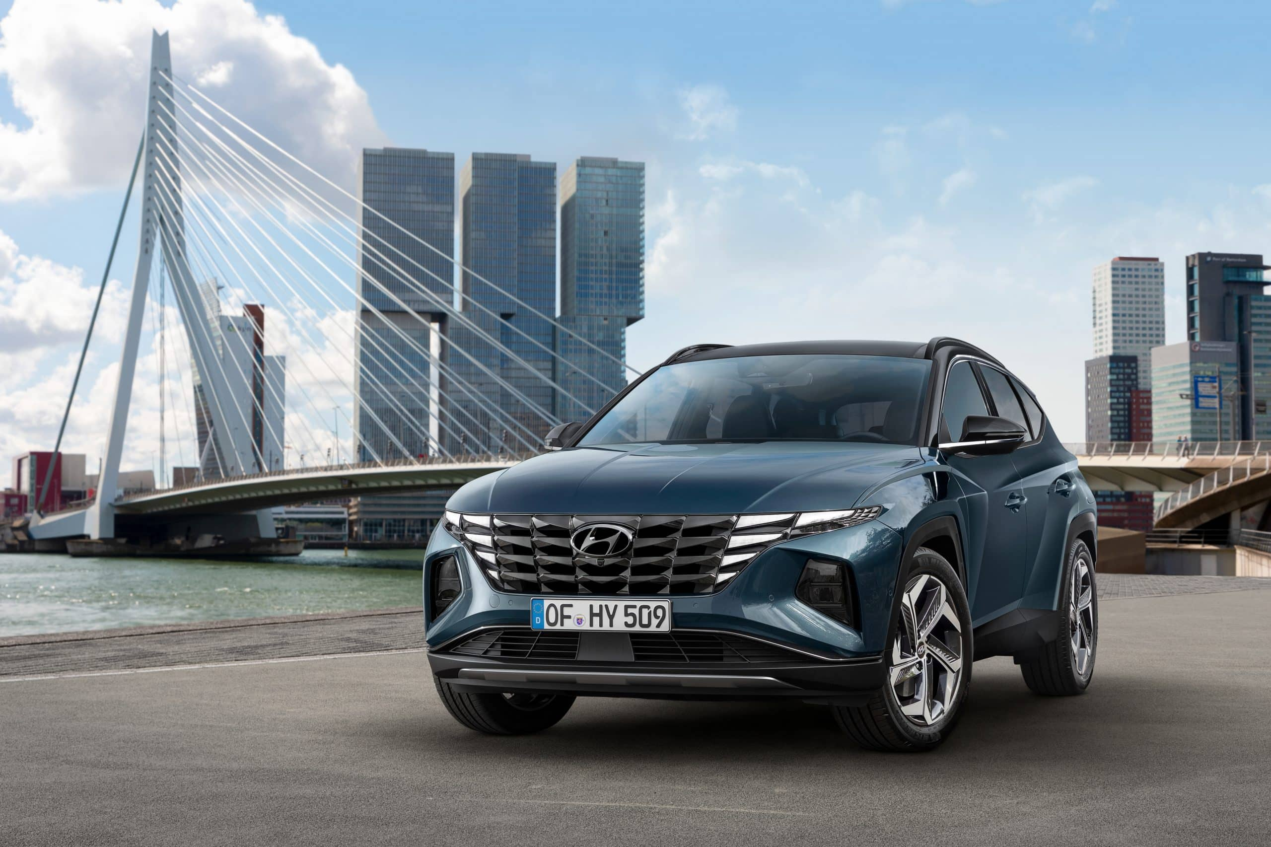 Hyundai Motor has unveiled the all-new Tucson