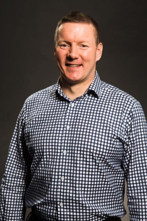 Peter Mansfield, Group Sales and Marketing Director