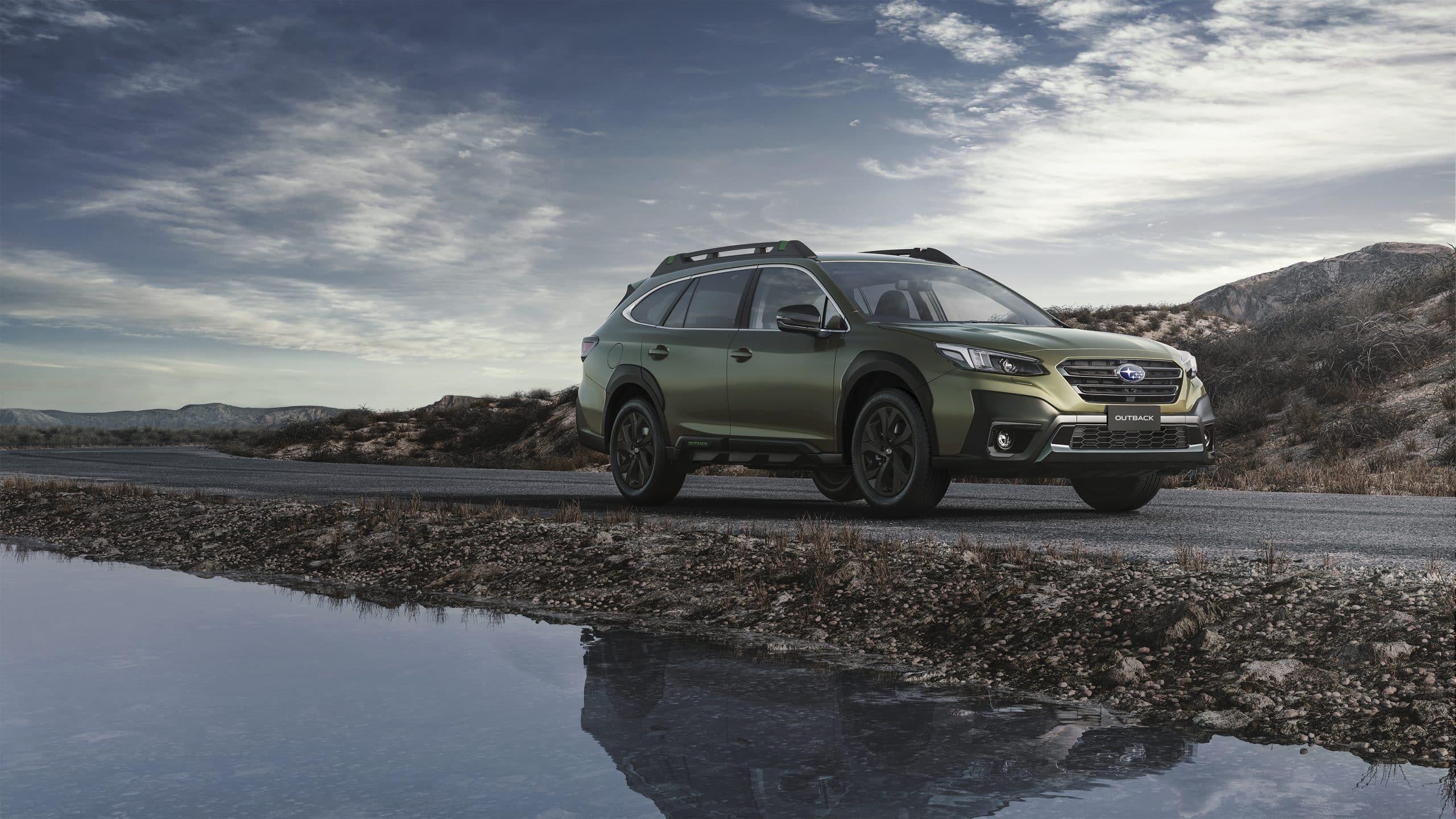 Subaru Outback field