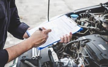 Services car engine