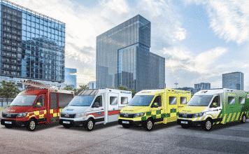 Man TGE emergency services