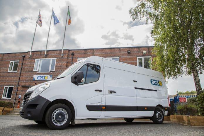 BCS Group - Europcar van (1)