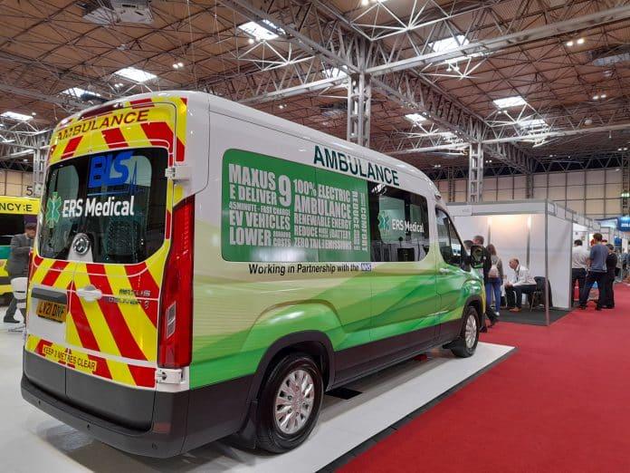ERS Medical_Electric Ambulance_Side_2